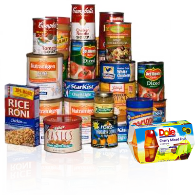 Good Canned Food For Emergency