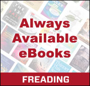 Always available eBooks powered by Freading