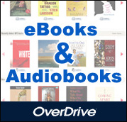 eBooks & Audiobooks powered by OverDrive